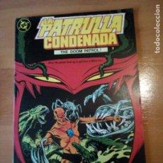 Cómics: LA PATRULLA CONDENADA 2. Lote 191254280