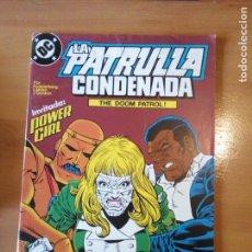 Comics: LA PATRULLA CONDENADA 12. Lote 191255562