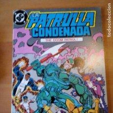 Comics: LA PATRULLA CONDENADA 14. Lote 191256267