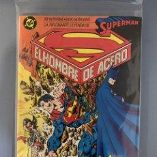 Fumetti: SUPERMAN - RETAPADO 1-2-3-4-5 - ZINCO VOL.2. Lote 191474811