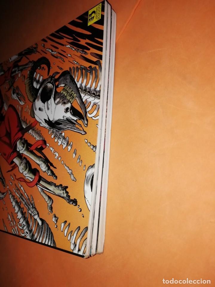 Cómics: ANIMAL MAN. CARNE Y SANGRE.TRES TOMOS . COMPLETA. RUSTICA. EDICIONES ZINCO. LINEA VERTIGO. - Foto 3 - 191494158
