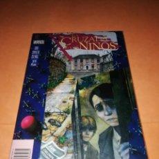 Comics : NEIL GAIMAN. LA CRUZADA DE LOS NIÑOS. EDICIONES ZINCO. RUSTICA.. Lote 191498170