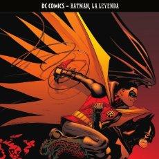 Cómics: REQUIEM POR DAMIAN - ECC / DC BATMAN LA LEYENDA 28 / TAPA DURA. Lote 191610330