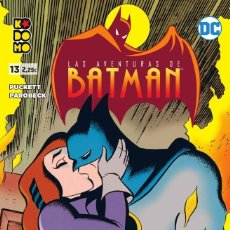 Cómics: AVENTURAS DE BATMAN 13 - ECC / DC KODOMO / GRAPA. Lote 191617196