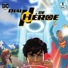 Cómics: DIAL H DE HEROE 1 - ECC / DC TOMO. Lote 191617817
