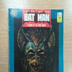 Comics: LEYENDAS DE BATMAN #1. Lote 191644865
