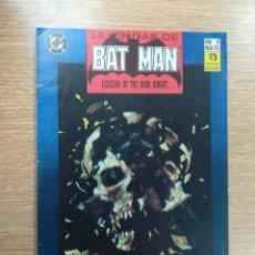 Comics: LEYENDAS DE BATMAN #5. Lote 191644870