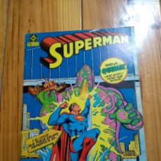 Cómics: SUPERMAN Nº 1 - VOLÚMEN 1 - MUY BUEN ESTADO. Lote 191684418