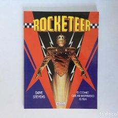 Cómics: ROCKETEER DE DAVE STEVENS. EDICIONES ZINCO.. Lote 191698055
