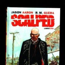 Cómics: SCALPED LIBRO 1 - ECC / DC VERTIGO / TAPA DURA / JASON AARON. Lote 191093718