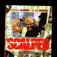 Cómics: SCALPED 5 - ECC / DC VERTIGO / TAPA DURA / JASON AARON. Lote 222892810