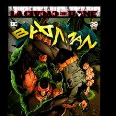 Cómics: BATMAN 39 - ECC / DC GRAPA / LA CIUDAD DE BANE. Lote 191073850