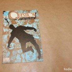 Cómics: QUESTION Nº 2, EDITORIAL ZINCO. Lote 191710742