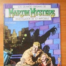 Comics: MARTIN MYSTERE Nº 13 - UN VAMPIRO EN NUEVA YORK - ZINCO (FE). Lote 191988912