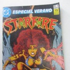 Cómics: STARFIRE NÚMERO ÚNICO ESPECIAL VERANO ZINCO CX40. Lote 192160452