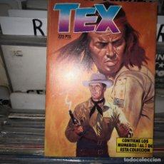 Cómics: TEX RETAPADO Nº 1- CONTIENE LOS NUMEROS 1 AL 3. Lote 192167347
