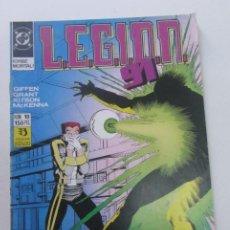 Cómics: LEGION 91 - Nº 10 - EDICIONES ZINCO CX40. Lote 192173593
