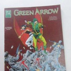 Cómics: GREEN ARROW. Nº 12 CX40. Lote 192173836