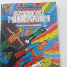 Cómics: ESPECIAL MILLENNIUM Nº 6 LIGA DE LA JUSTICIA Y FIRESTORM ZINCO CX40. Lote 192174137