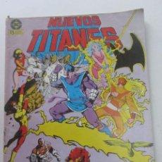 Cómics: NUEVOS TITANES VOL. 1 Nº 30 ZINCO CX40. Lote 192174453