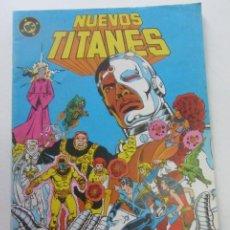 Cómics: NUEVOS TITANES VOL. 1 Nº 47 ZINCO CX40. Lote 192174646
