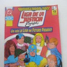 Cómics: ARMAGEDDON 2001. LIGA DE LA JUSTICIA EUROPA. Nº 12 ZINCO CX40. Lote 192174825