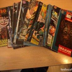 Cómics: LEYENDAS DE BATMAN - COLECCION COMPLETA 44 NÚMEROS - FALTAN EL Nº 4 Y 6 - ZINCO - COMO NUEVOS. Lote 192690978