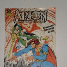 Cómics: COMIC ARION * SEÑOR DE ATLANTIDA * , NUMERO 6 . EDICIONES ZINCO . AÑO 1985. Lote 192757526