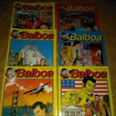 Cómics: BALBOA. Lote 193055952