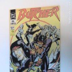 Cómics: BUTCHER. RETAPADO NÚMEROS 1 AL 5. ZINCO, 1991.. Lote 193113285