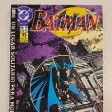 Cómics: BATMAN - 39 - GRAPA DC - UN LUGAR SOLITARIO PARA MORIR - ZINCO. Lote 193331362