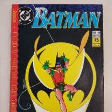 Cómics: BATMAN - 41 - GRAPA DC - UN LUGAR SOLITARIO PARA MORIR - ZINCO. Lote 193331465