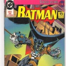 Cómics: BATMAN. GÉNESIS OSCURA. Nº 1. DC / ZINCO. (ST/A10). Lote 193410485