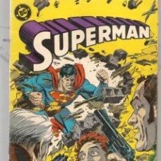 Comics : SUPERMAN. Nº 14. DC / ZINCO. (ST/A11). Lote 193416130