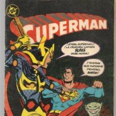 Comics : SUPERMAN. Nº 25. DC / ZINCO. (ST/A11). Lote 193416358