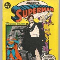 Comics : SUPERMAN. Nº 28. DC / ZINCO. (ST/A11). Lote 193416505