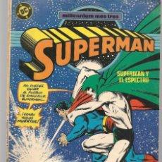 Comics: SUPERMAN. Nº 36. DC / ZINCO. (ST/A11). Lote 193416578