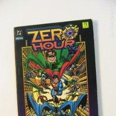 Cómics: ZERO HOUR. CRISIS TEMPORAL. ZINCO, 1995.. Lote 193556765