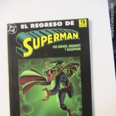 Cómics: EL REGRESO DE SUPERMAN. ZINCO, 1993.. Lote 193557053