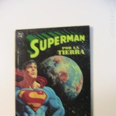 Cómics: SUPERMAN. POR LA TIERRA. ZINCO, 1992.. Lote 193557173
