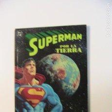 Cómics: SUPERMAN. POR LA TIERRA. ZINCO, 1992.. Lote 193557173