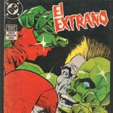 Comics: EL EXTRAÑO. Nº 3. DC / ZINCO. (ST/A13). Lote 193585150