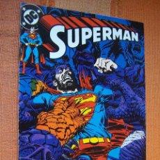 Cómics: SUPERMAN Nº 67. DC, EDICIONES ZINCO.. Lote 193810472