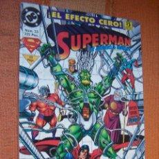Cómics: SUPERMAN Nº 23. DC, EDICIONES ZINCO.. Lote 193810593