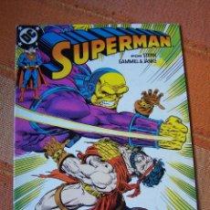 Cómics: SUPERMAN Nº 68. DC, EDICIONES ZINCO.. Lote 193810688