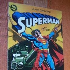 Cómics: SUPERMAN Nº 9. DC, EDICIONES ZINCO.. Lote 193810756