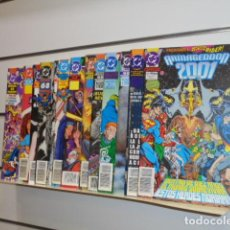 Comics: LOTE 13 NUMEROS ARMAGEDDON 2001 Nº 1 AL 13 CASI COMPLETA SOLO FALTA Nº 14 Y 15 - ZINCO - OFERTA. Lote 194083445