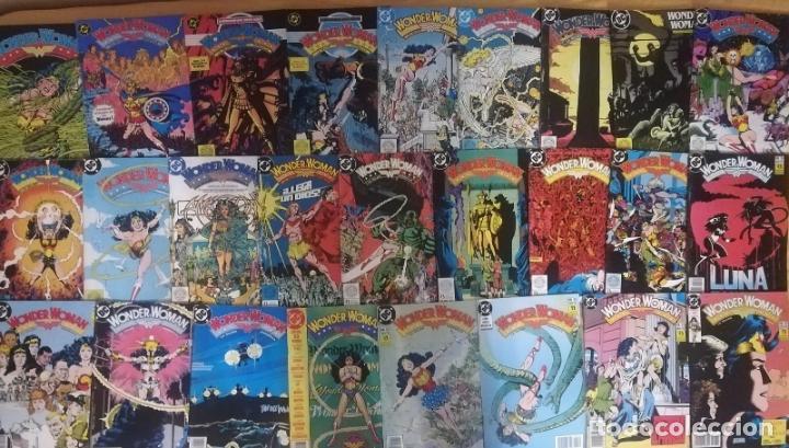 WONDER WOMAN 26 GRAPAS (Tebeos y Comics - Zinco - Otros)