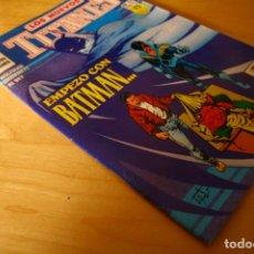 Cómics: LOS NUEVOS TITANES 23 - ZINCO. Lote 194206421