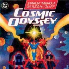 Cómics: COSMIC ODYSSEY LIBRO CUATRO: DESTINO EDICIONES ZINCO. Lote 194213227